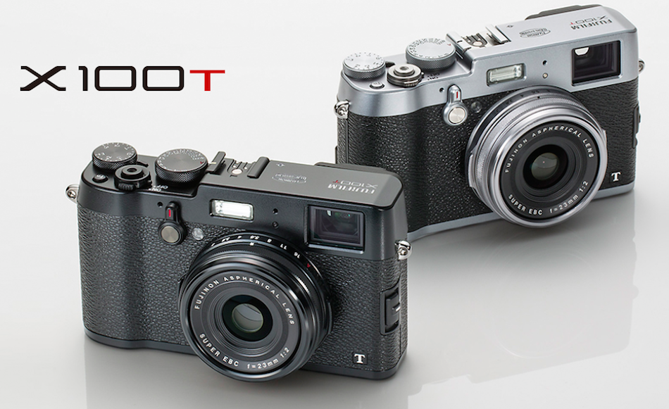 Fujifilm X100T Hands-on Video Review