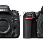 Nikon D750 vs D610 Specifications Comparison