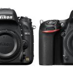 Nikon D750 vs D610 Specifications Comparison
