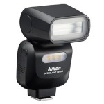 Nikon SB-500 Speedlight Flash Officially Announced