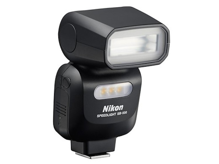 Nikon SB-500 Speedlight Flash