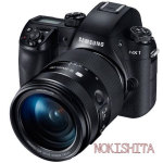 Samsung NX1 Mirrorless Camera Images, Specs Leaked