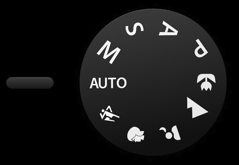 camera-mode-dial