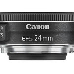 Canon EF-S 24mm f/2.8 STM Pancake Lens First Image and Specs Leaked
