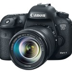 Canon EOS 7D Mark II DSLR Camera Officially Announced