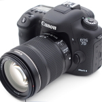 Canon EOS 7D Mark II User's Manual Available Online