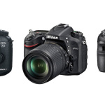 Canon EOS 7D Mark II vs Nikon D7100 vs Sony A77 II Specifications Comparison