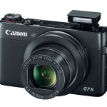 Canon PowerShot G7 X Announced with 1″-type Sensor