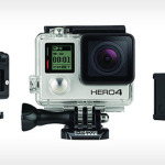 GoPro HERO4 Revealed With 4K Video at 30FPS and Touchscreen