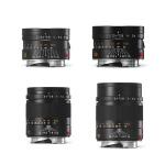 Leica Summarit-M 35mm f/2.4 ASPH, 50mm f/2.4, 75mm f/2.4, 90mm f/2.4 Announced