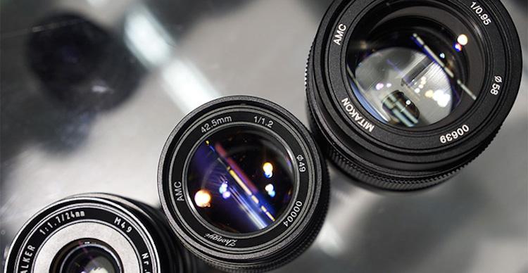 mitakon-mirrorless-lenses-at-photokina-2014