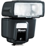 Nissin i40 Flash for Four Thirds and Sony