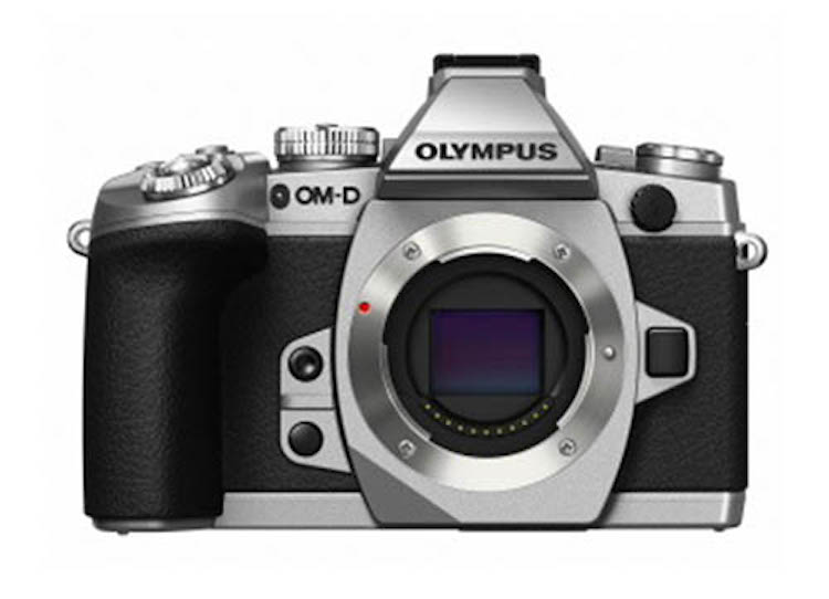 olympus-silver-e-m1-image