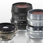 Voigtländer 35mm f/1.7, 40mm f/2.8 and 15mm f/4.5 Lenses Announced