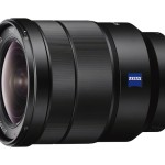 Zeiss FE 16-35mm F/4 ZA OSS Lens Officially Announced