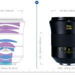 Zeiss Otus 1.4/85 Lens Design Image Leaked