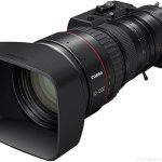 Canon Announces CN20x50 Cine-Servo Ultra Zoom Lens