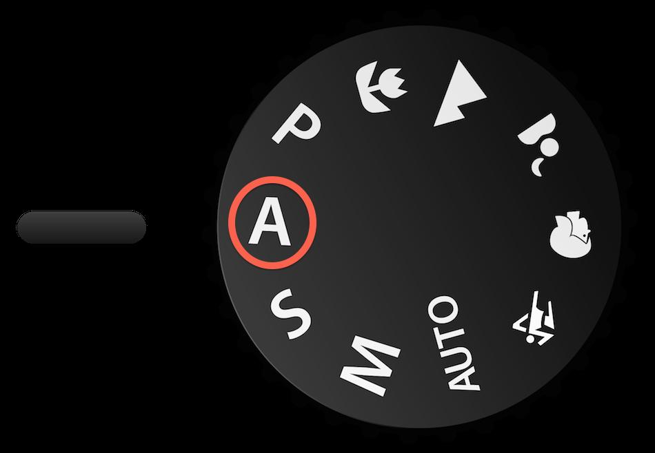 aperture-priority-mode