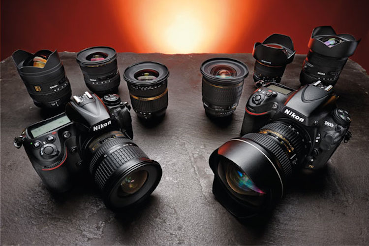Best Wide-angle Zoom Lenses for Nikon DSLRs