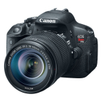 Canon EOS 750D / Rebel T6i Specifications Leaked