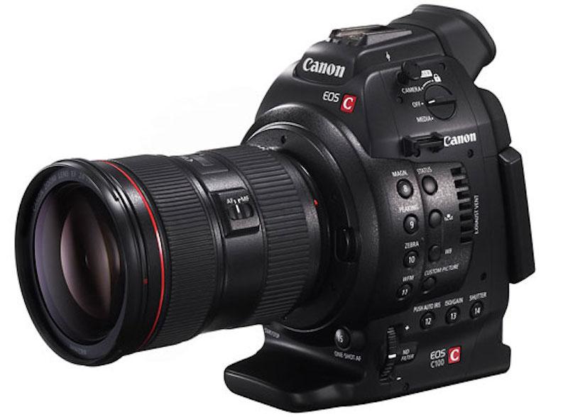 canon eos c100 successor