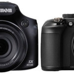 Canon SX60 HS vs Nikon P600 Comparison