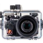 IkeLite Underwater Housing For Canon Powershot G7 X