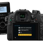 Promote Systems Tethering Solutions for Panasonic GH4