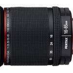 Pentax HD DA 16-85mm f/3.5-5.6 ED DC WR Lens Officially Announced