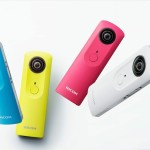 Ricoh Theta M15 360-degree Spherical Camera Announced