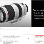 Canon EF 11-24mm f/4L USM Lens Leaked at CPN Europe