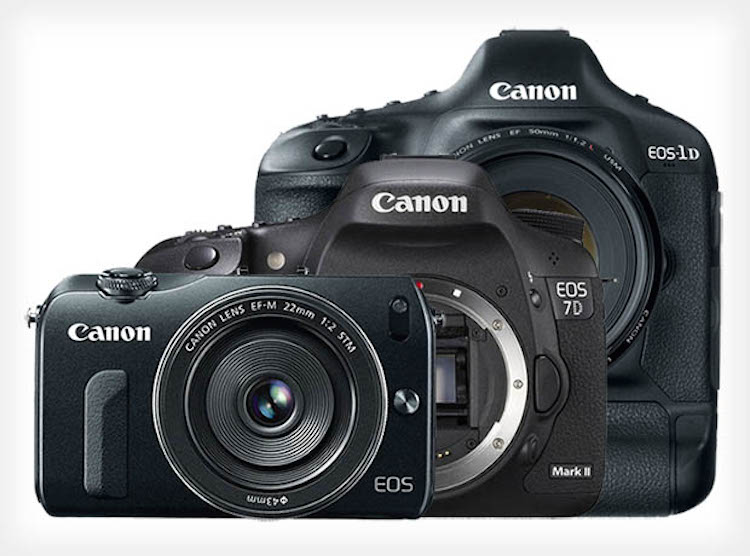 Canon Rumors for DSLR and Mirrorless Cameras