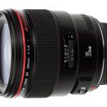 Canon EF 35mm f/1.4L II Lens Coming in Early 2015