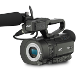 JVC Announces the New Micro Four Thirds 4K Camcorder