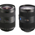 Sony 24-70mm f/2.8 II, 16-35mm f/2.8 II A-mount Lenses Coming in 2015