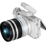 Samsung NX500 Mirrorless Camera Rumored for CES 2015