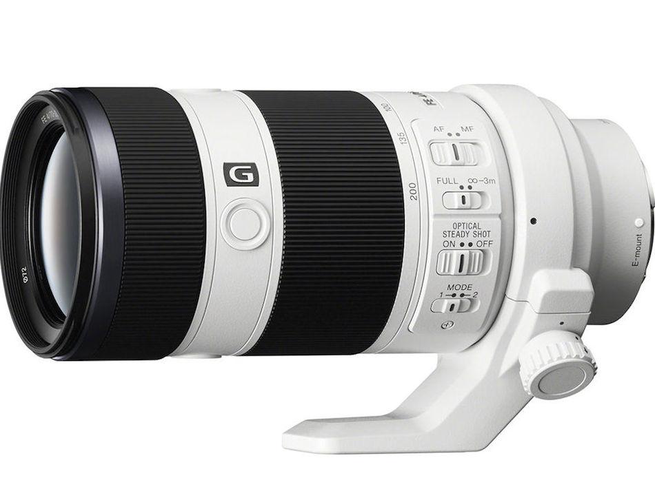 Sony FE 70-200mm F4G OSS Lens Reviews
