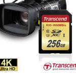 Transcend 256GB SDXC UHS-I Speed Class 3 SDXC Card