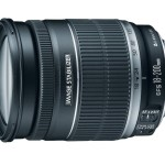 Canon EF-S 18-300mm f/3.5-5.6 IS STM Lens Coming Soon