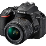 Nikon D5500 DSLR Camera Announced Price, Specs