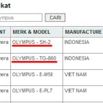 Olympus SH-2 and TG-860 Compact Cameras Coming at CP+ 2015