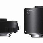 Sigma TC-1401 and TC-2001 Tele Converters Compatibility