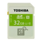 Toshiba Announces World's First SDHC Memory Card with NFC