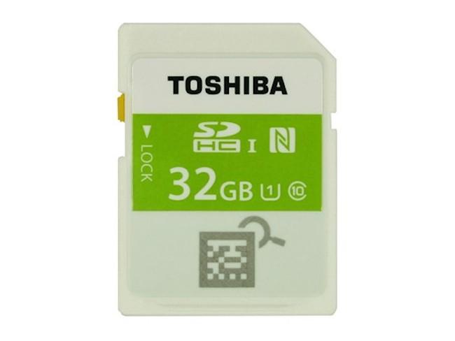 toshiba-sdhc-memory-card-nfc