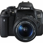 First Canon EOS 750D and EOS 760D Images Leaked