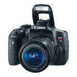 Canon EOS Rebel T6s / 760D, T6i / 750D DSLRs Become Official