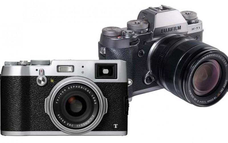 Edition Fujifilm Silver Graphite XT1
