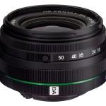 HD Pentax DA 18-50mm f/4-5.6 DC WR RE Lens Announced