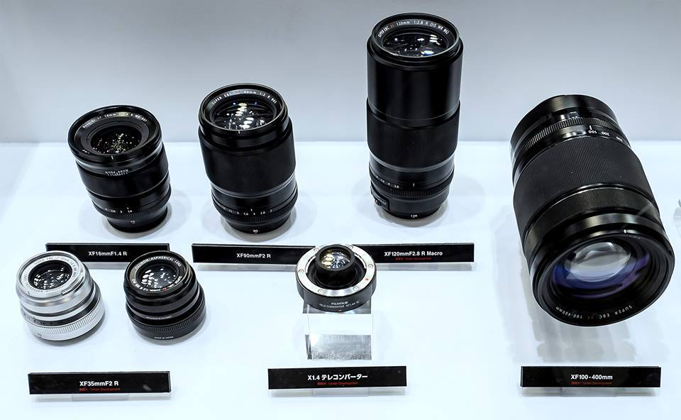 new-fujifilm-xf-lenses-on-display-at-cp-2015-show