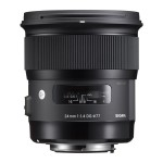 Sigma 24mm F1.4 DG HSM Art Price and Release Date